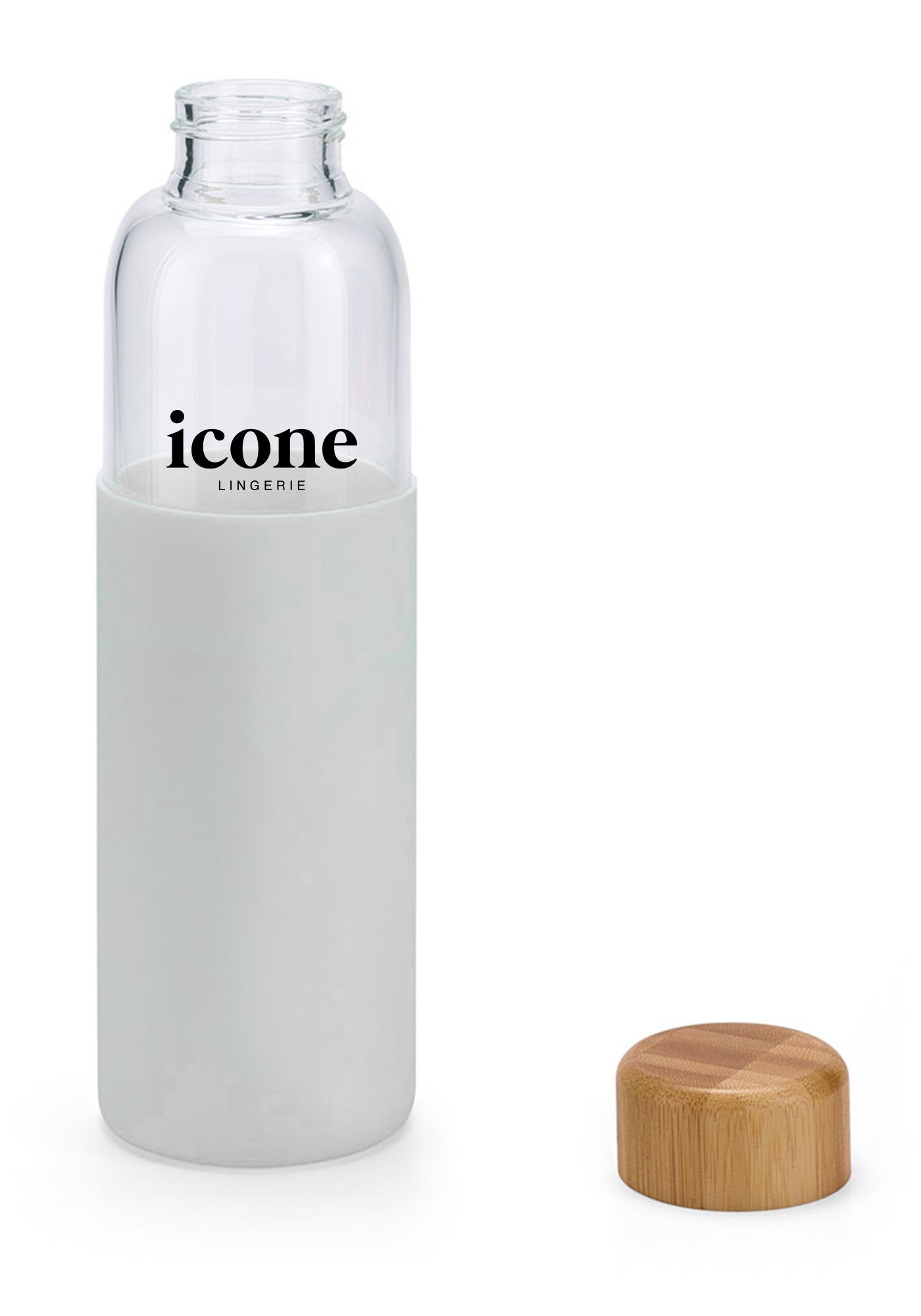 Icone glass bottle